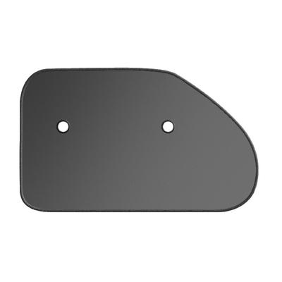 pare soleil pour vitres voiture triangulaires s curit. Black Bedroom Furniture Sets. Home Design Ideas