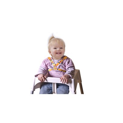 YAPA-CU-008 harnais sécurité chaise haute