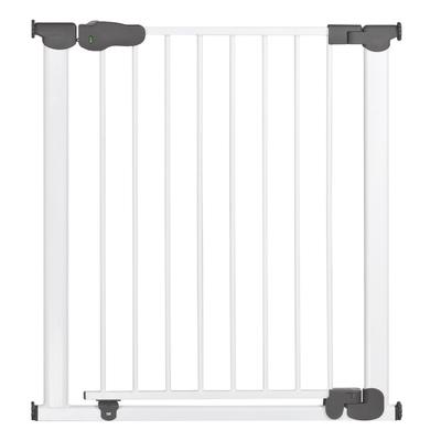 barriere de sécurité métal blanc à pression murale_yapa_pa_002