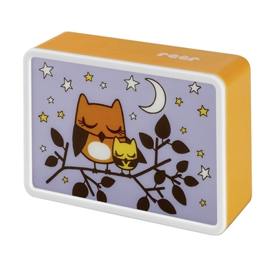 veilleuse babylight hibou tranche orange_YAPA_VE_014