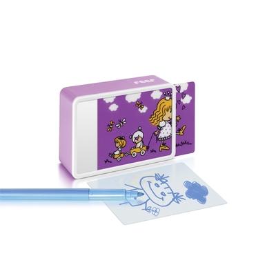 kidslight veilleuse créative princesse et face à décorer avec feutre_YAPA_VE_004