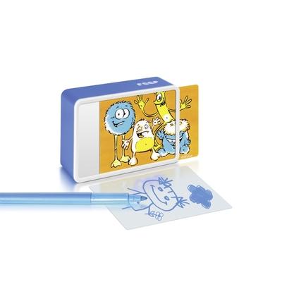 KidsLight veilleuse créative Monstre et face à décorer et feutre_YAPA_VE_005