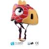 Casque de vélo enfant Girafe CrazySafety Taille S 49-55 cm