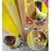 Bande de protection anti-pincement 110° 120 cm