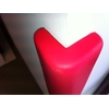 Protection angle de mur Deluxe Rouge (interieur/exterieur)