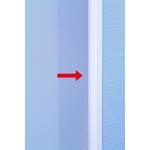Protection angle de mur standard blanc