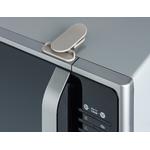 Verrou DesignLine pour appareil ménager, taupe