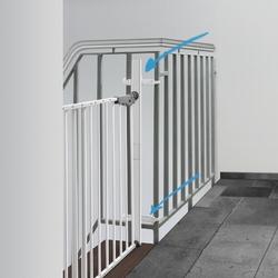 Barriere De Securite Design En Bois Porte Escalier Escamotable