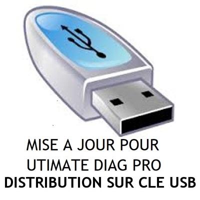 MISE A JOUR 4.0.0 POUR SYSTEME ULTIMATE DIAG PRO
