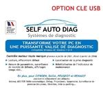 ULTIMATE DIAG ONE Distribué sur clé USB