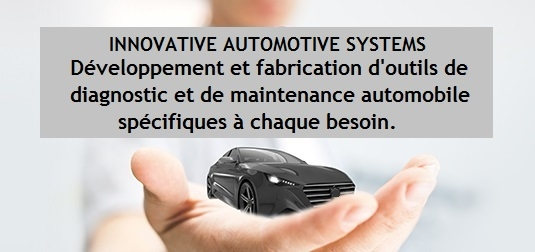 INNOVATIVE AUTOMOTIVE SYSTEMS