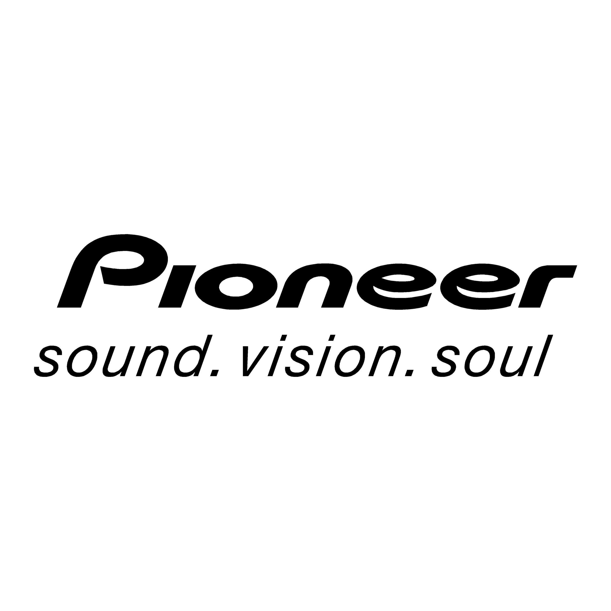stickers pioneer ref 2 tuning audio sonorisation car auto moto camion competition deco rallye autocollant