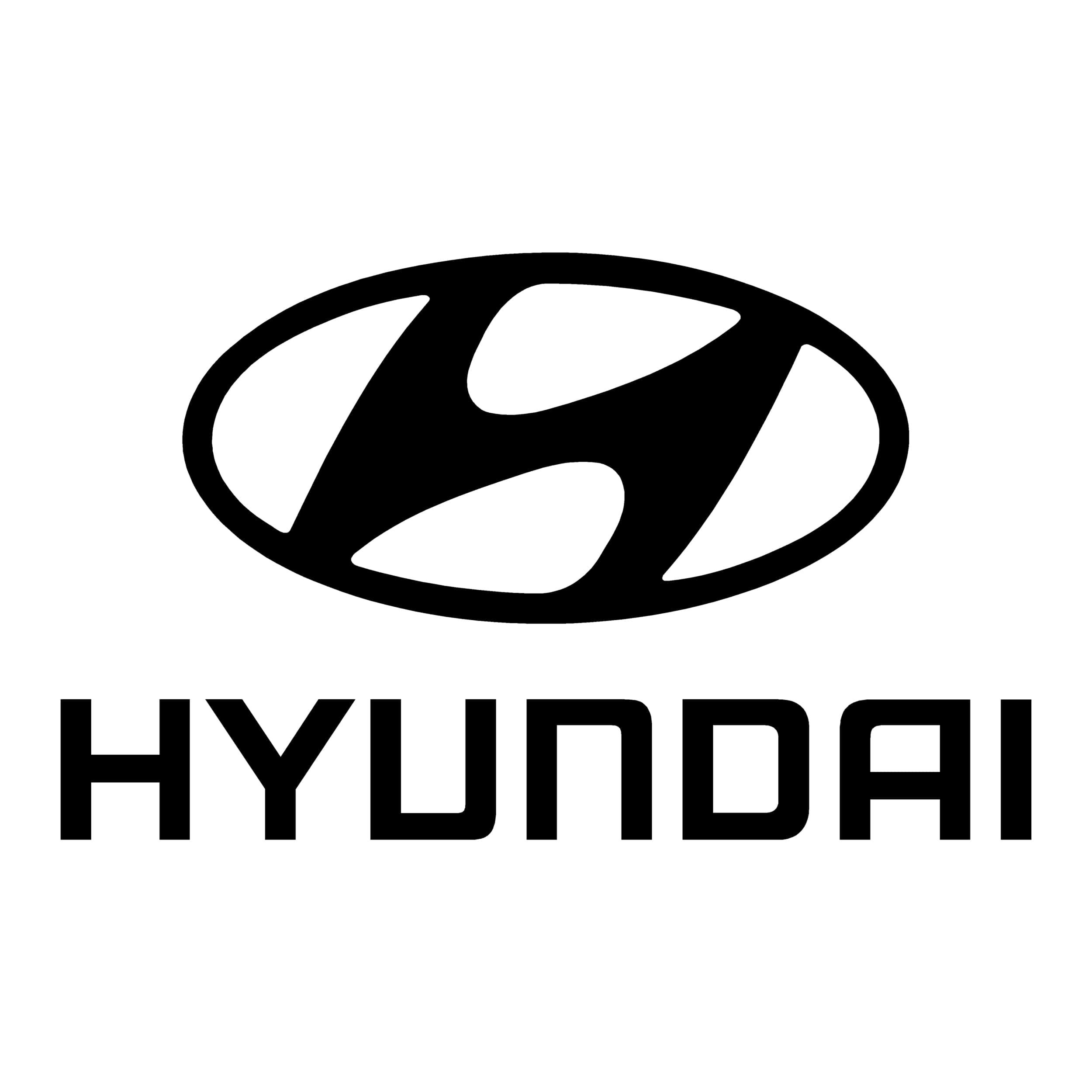 STICKERS HYUNDAI