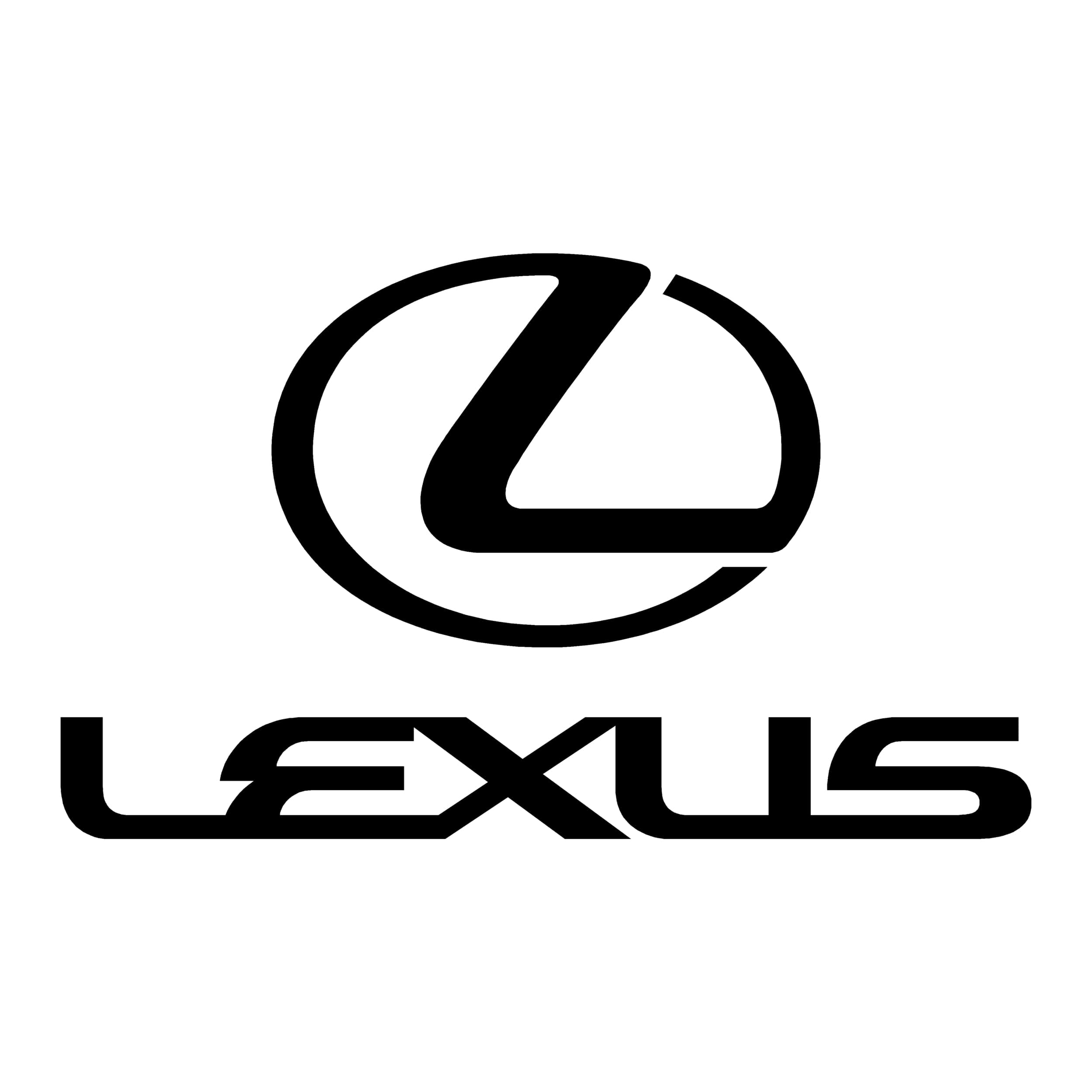 STICKERS LEXUS