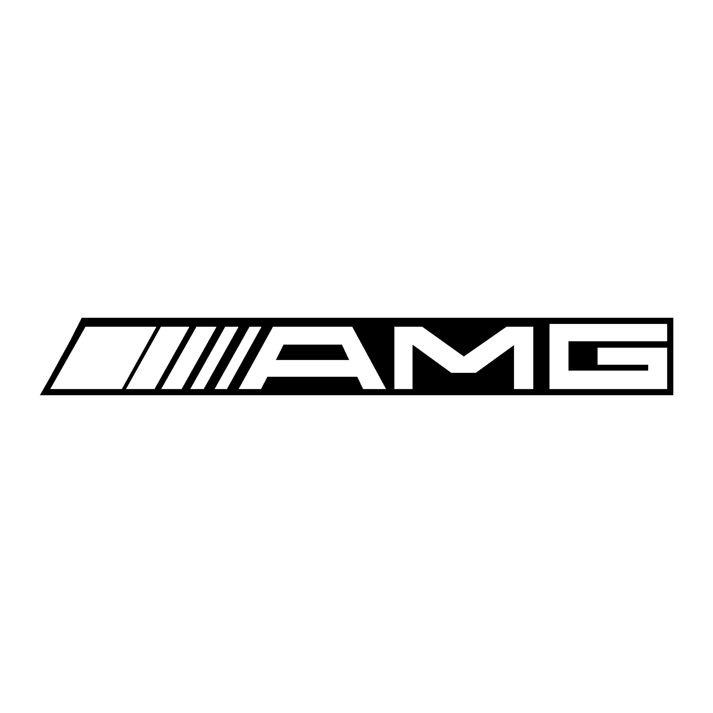 Stickers Amg Contours Sponsors Premstick
