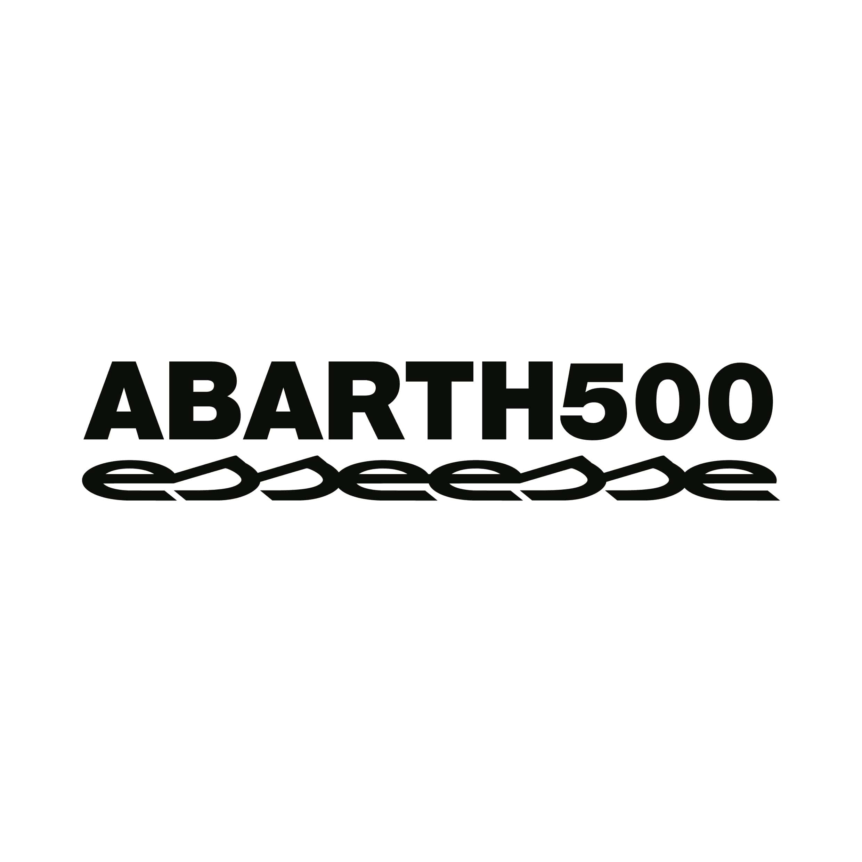 STICKERS ABARTH 500