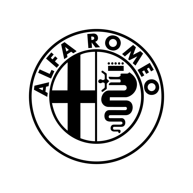 STICKERS ALFA ROMEO