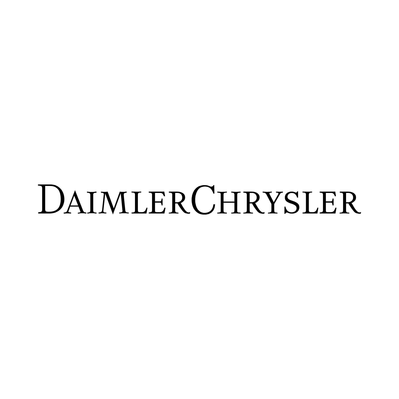 STICKERS CHRYSLER DAIMLER