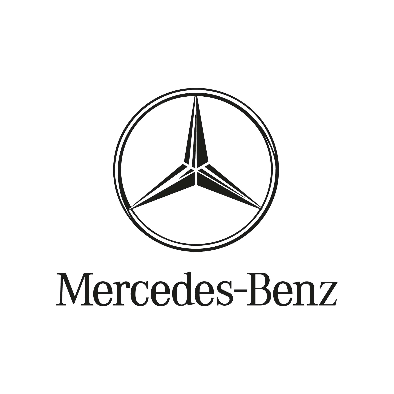 Tuning Stickers Mercedes-Benz Sticker Car Logo ref18 Sticker Auto