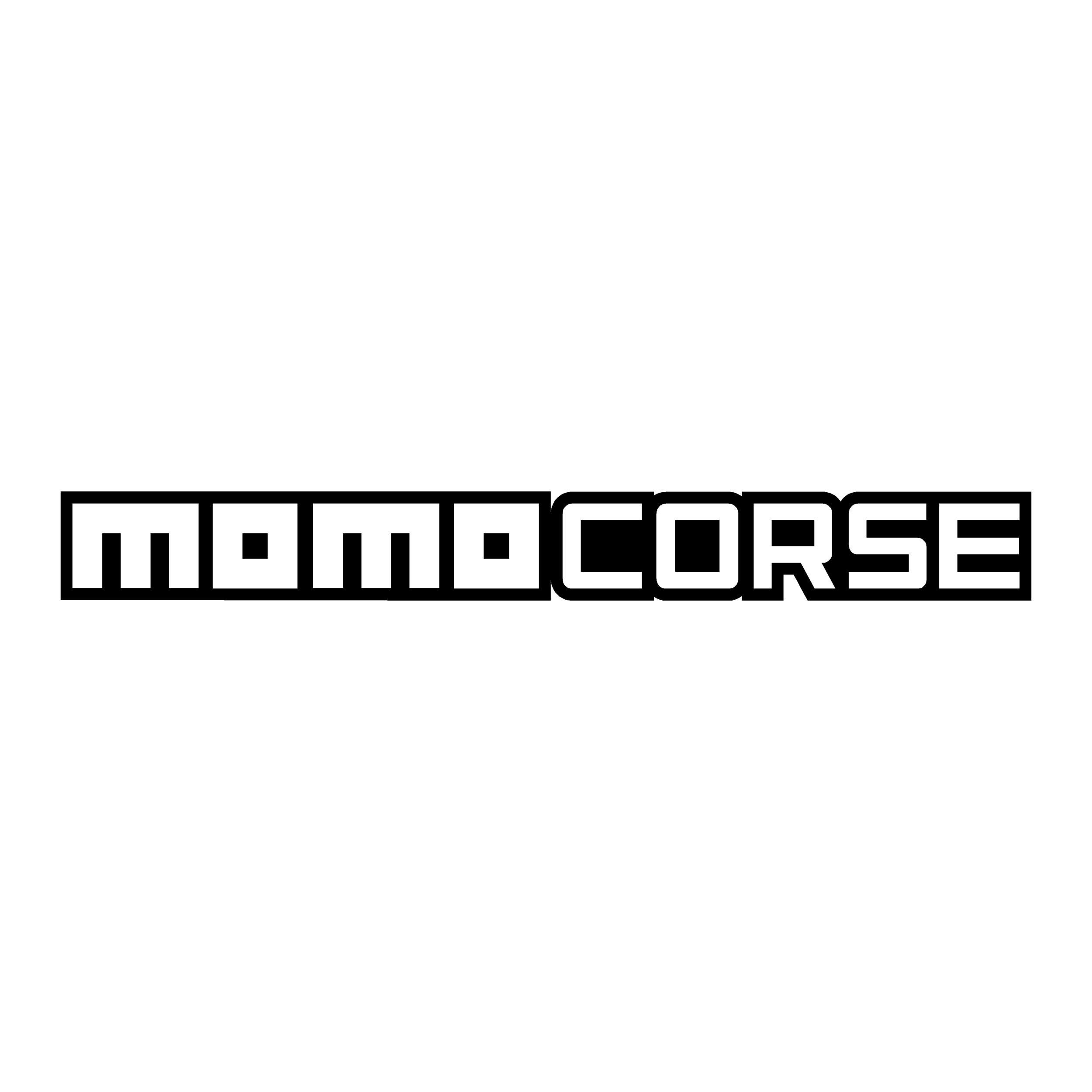 sticker momo ref 6 tuning audio sonorisation car auto moto camion competition deco rallye autocollant