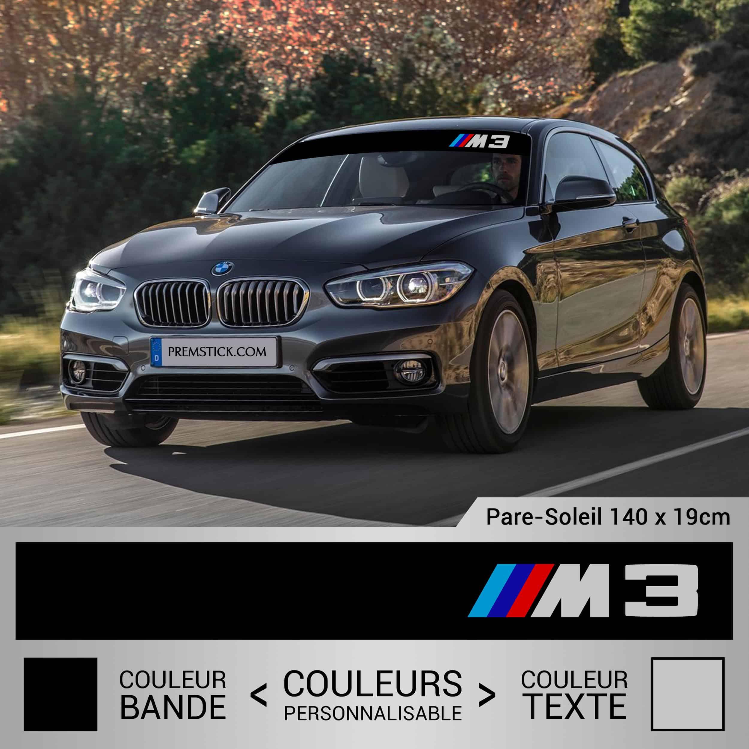STICKER PARE SOLEIL BMW M3