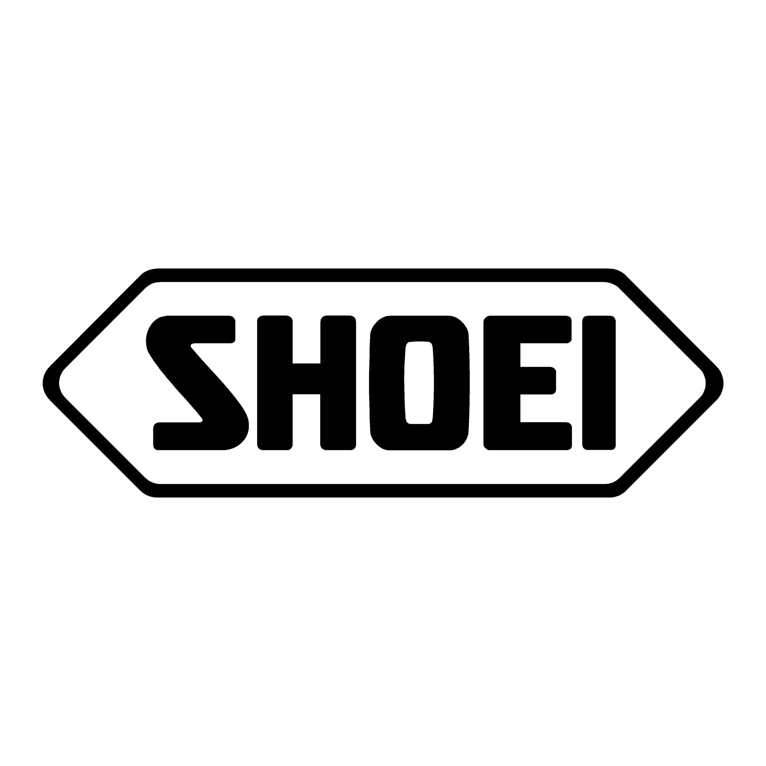 stickers shoei ref 1 tuning audio sonorisation car auto moto camion competition deco rallye autocollant