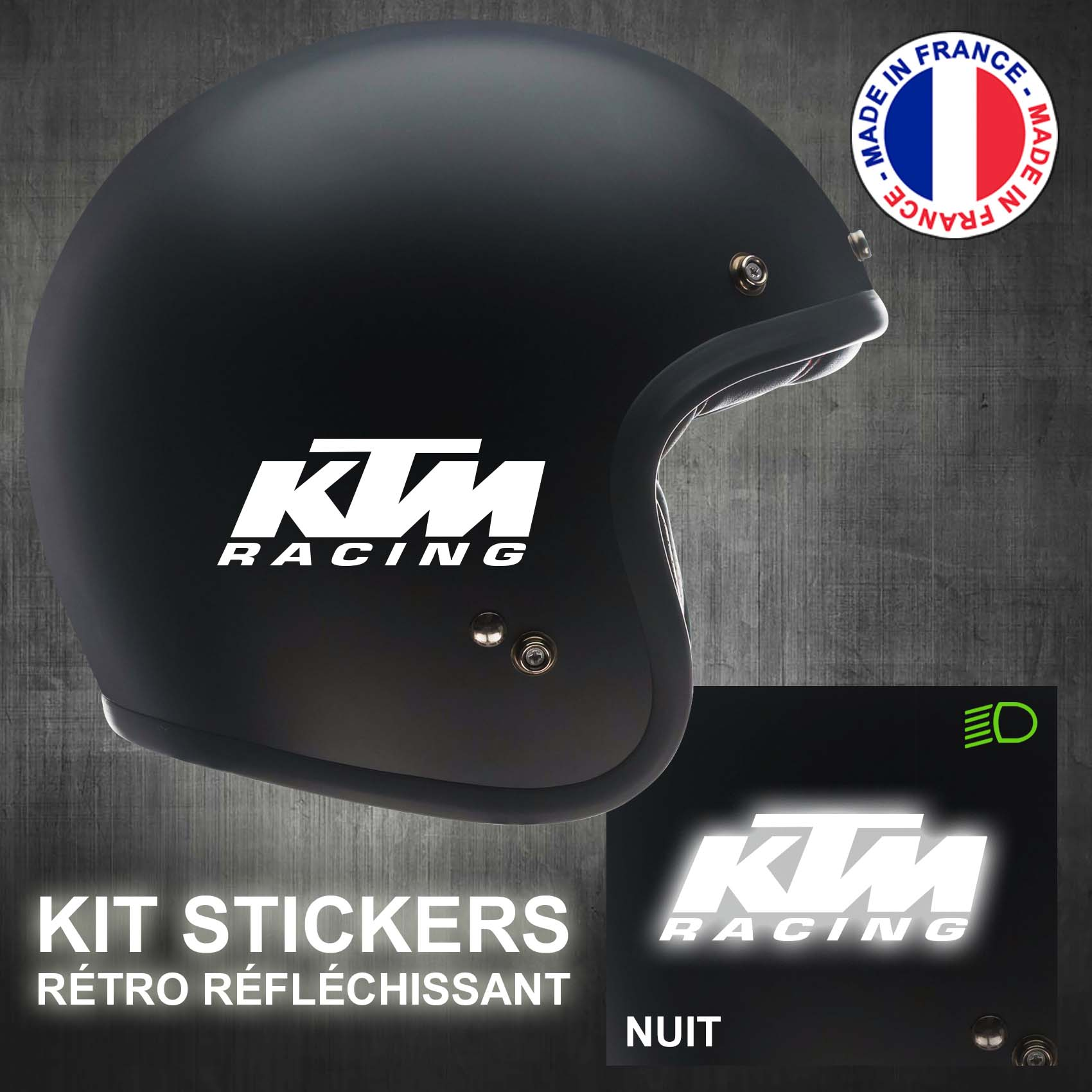 stickers-casque-moto-ktm-racing-ref2-retro-reflechissant-autocollant-noir-moto-velo-tuning-racing-route-sticker-casques-adhesif-scooter-nuit-securite-decals-personnalise-personnalisable-min