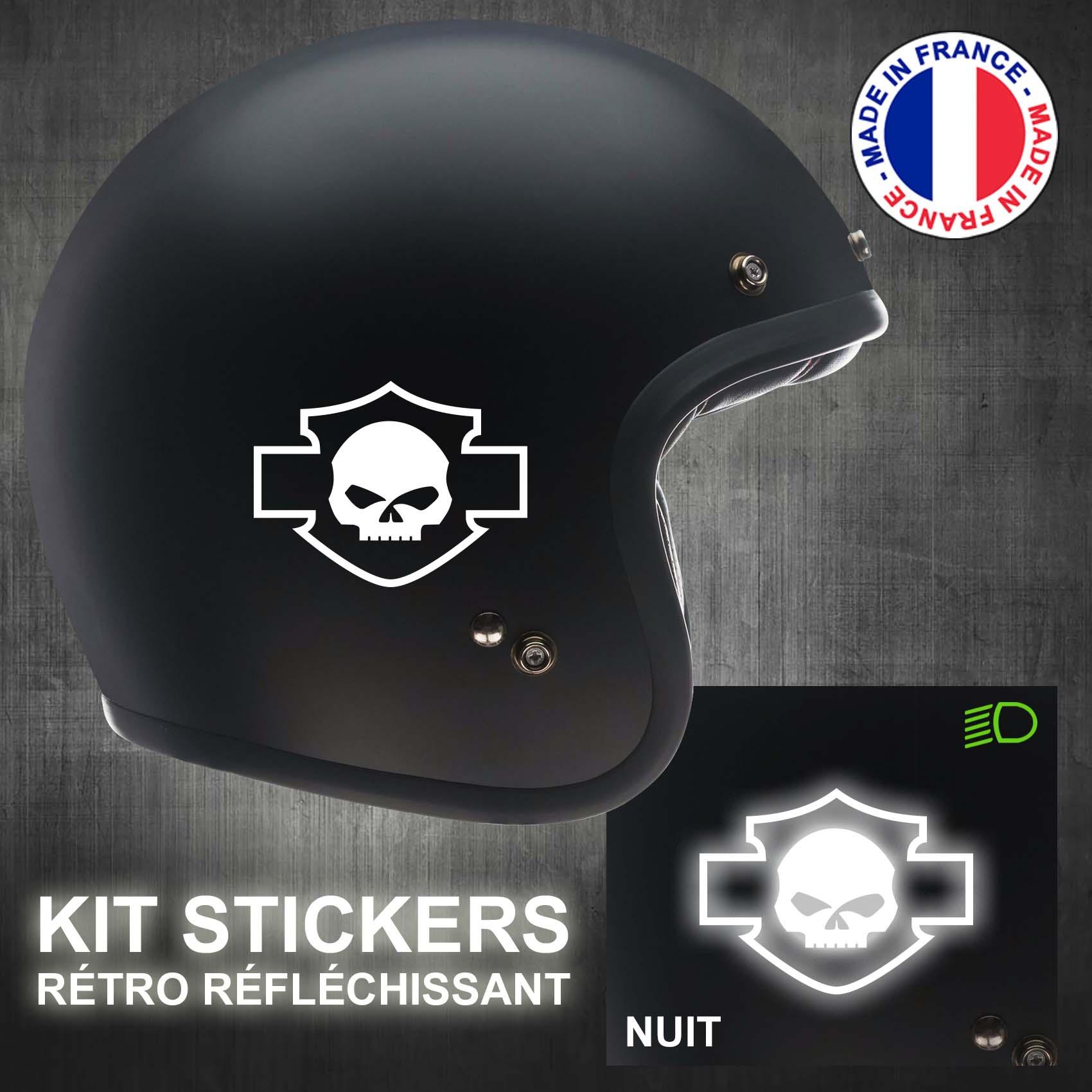casque ref4 Stickers Moto Guzzi Autocollant moto deux roues scooter
