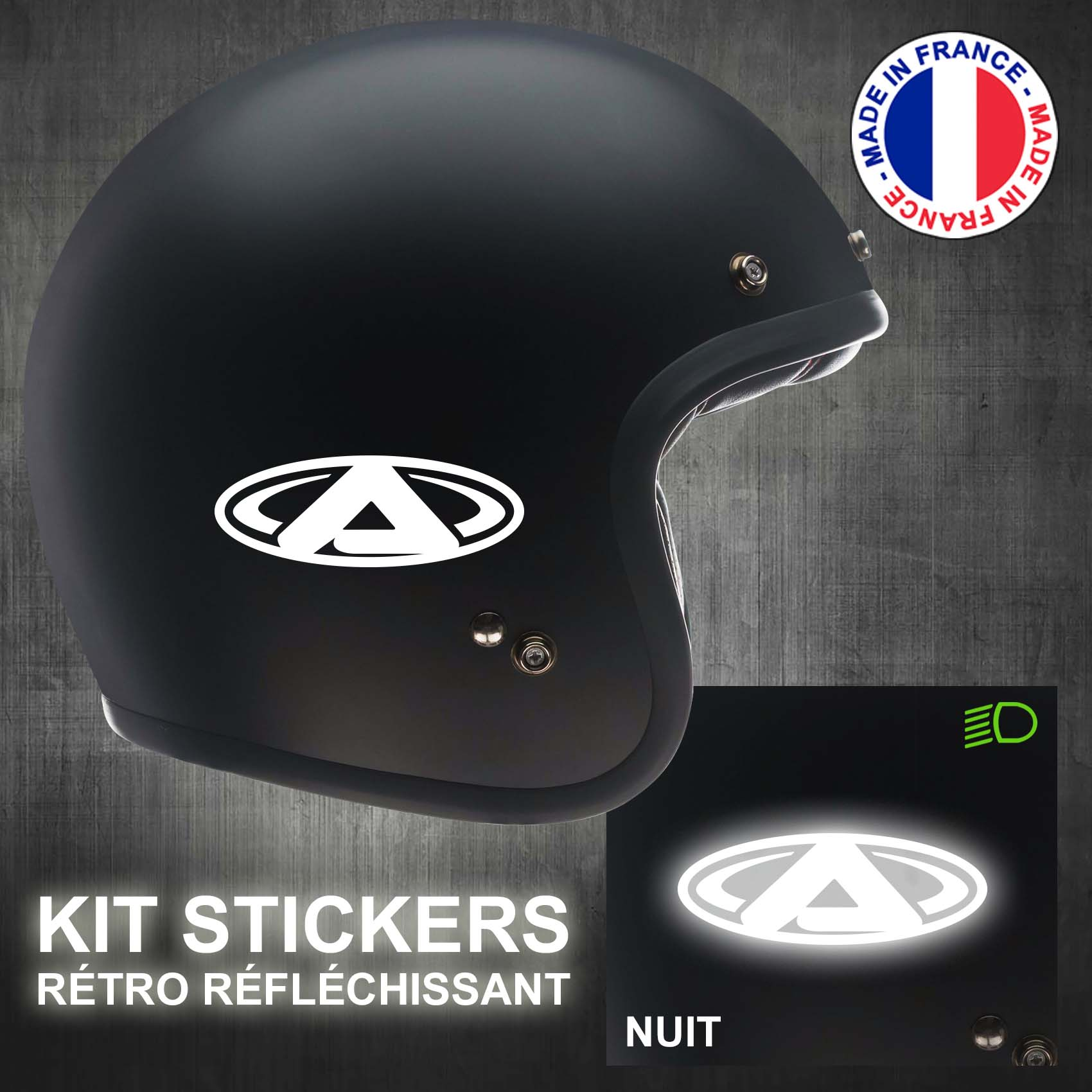 stickers-casque-moto-acerbis-ref3-retro-reflechissant-autocollant-noir-moto-velo-tuning-racing-route-sticker-casques-adhesif-scooter-nuit-securite-decals-personnalise-personnalisable-min