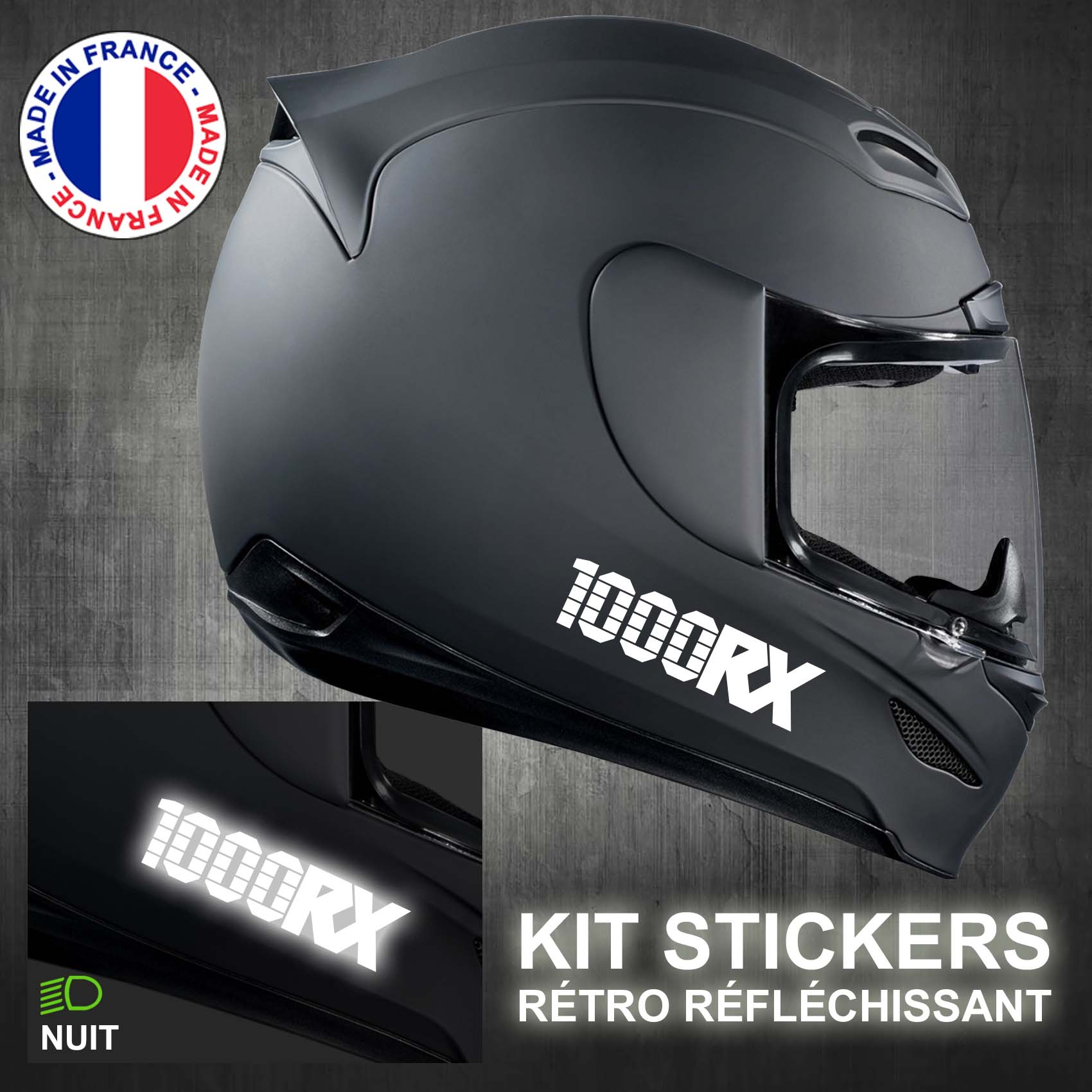 stickers-casque-moto-1000rx-retro-reflechissant-autocollant-noir-moto-velo-tuning-racing-route-sticker-casques-adhesif-scooter-nuit-securite-decals-personnalise-personnalisable-min