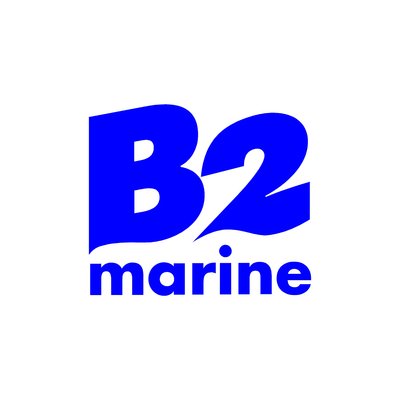 STICKERS B2 MARINE