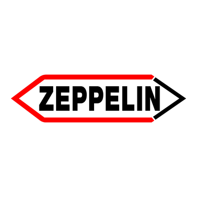 STICKERS ZEPPELIN