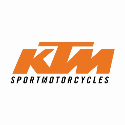 STICKERS KTM SPORTMOTORCYCLES COULEURS