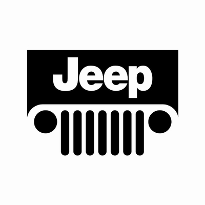 STICKERS JEEP 4X4