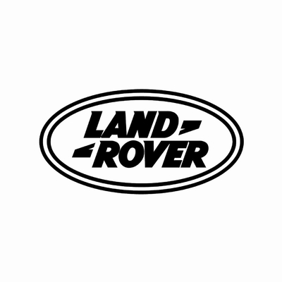 STICKERS LAND ROVER TRAITS