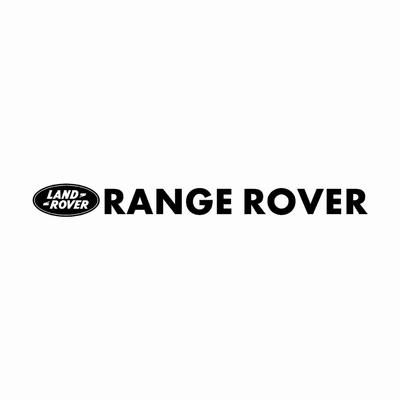 STICKERS RANGE ROVER LOGO