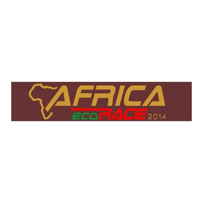 STICKERS AFRICA ECO RACE BANDEAU
