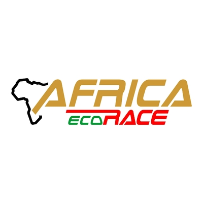 STICKERS AFRICA ECO RACE  PAYSAGE