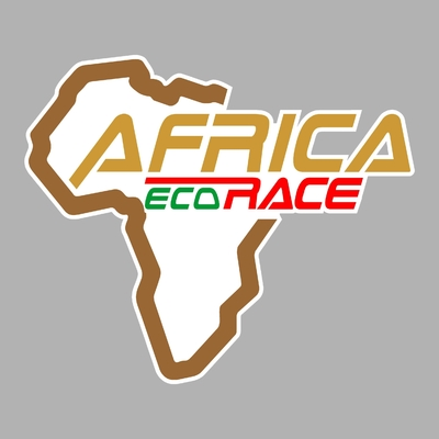 STICKERS AFRICA ECO RACE PLEIN