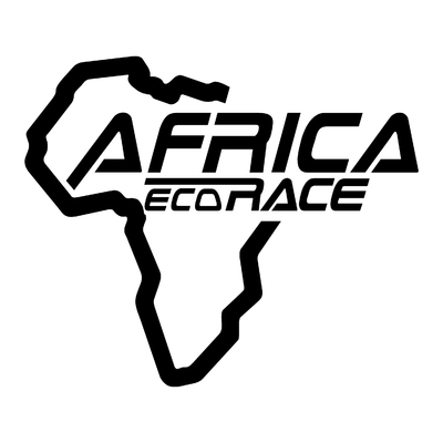 STICKERS AFRICA ECO RACE LOGO