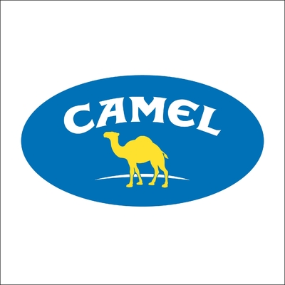STICKERS CAMEL TROPHY LOGO