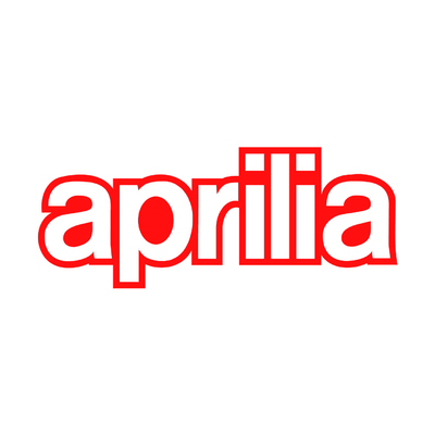 STICKERS APRILIA ECRITURE CONTOUR