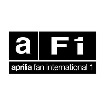 STICKERS APRILIA AF1