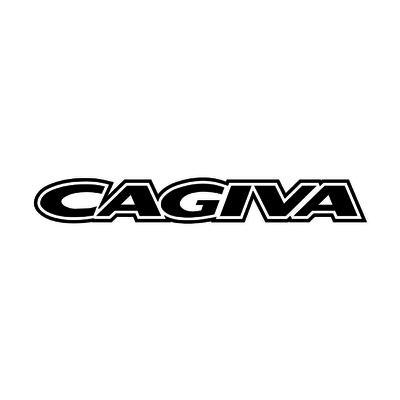 STICKERS CAGIVA CONTOUR PLEIN M2