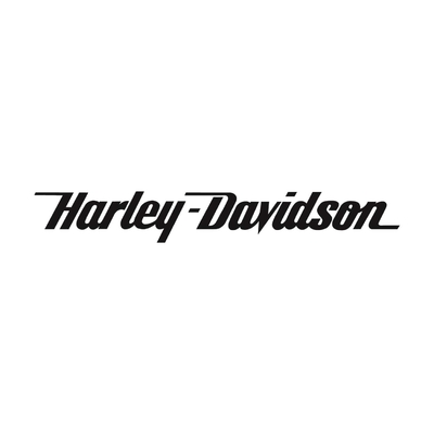 STICKERS HARLEY DAVIDSON ECRITURE