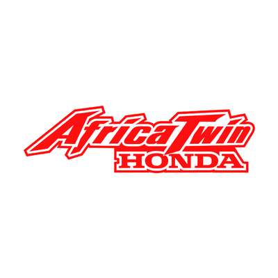 STICKERS HONDA AFRICA TWIN LOGO