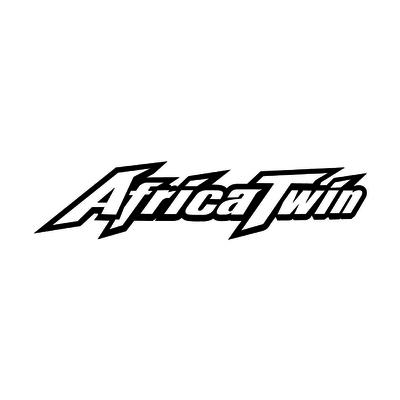 STICKERS HONDA AFRICA TWIN CONTOUR