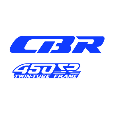 STICKERS HONDA CBR 450SR