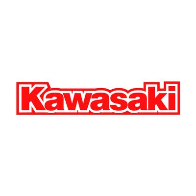 STICKERS KAWASAKI CONTOUR PLEIN