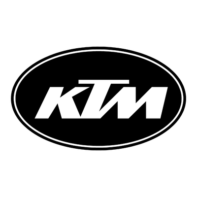 STICKERS KTM ROND